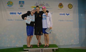 KSZO zwycięża na starcie Dużej Świętokrzyskiej Ligi Pływackiej
