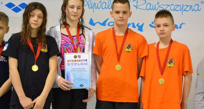 12-latkowie KSZO górą w Drużynowych Mistrzostwach Młodzików w Ostrowcu Św.