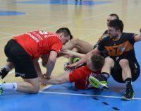 Szczypiorniści KSZO przegrali ważny mecz