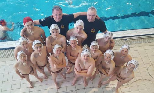 Waterpoliści awansowali do finałów młodzików U-13