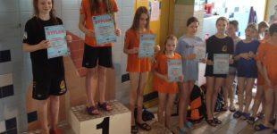 Mała Liga również dla pływaków KSZO