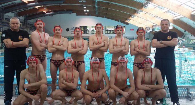 Waterpoliści w finale Mistrzostw Polski Juniorów Młodszych