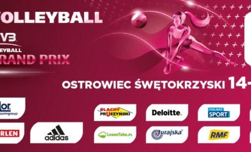 FIVB World Grand Prix 2017 – już za tydzień w Ostrowcu Św.!