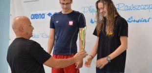 KSZO wygrywa 4. rundę Dużej Świętokrzyskiej Ligi Pływackiej