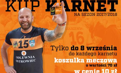 Kup karnet na mecze Wojowników – dokup koszulkę za dychę!