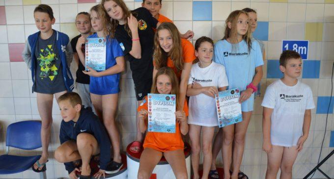 KSZO drugi w Małej Lidze Pływackiej