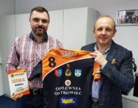 Remondis przedłużył umowę sponsorską z KSZO Odlewnia Ostrowiec Świętokrzyski