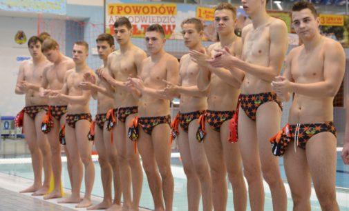 Waterpoliści KSZO poza podium w rywalizacji juniorów
