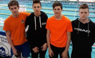 Pływacy KSZO rywalizowali w Niemczech!