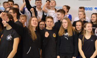 Pływacy KSZO najlepszą drużyną Zimowych Mistrzostw Okręgu!