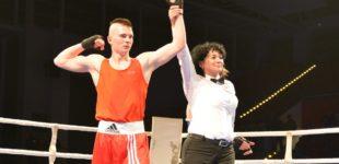 Albert Orzeł bokserskim mistrzem Polski juniorów!
