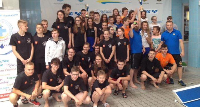 Letnie Mistrzostwa Okręgu w Pływaniu dla KSZO