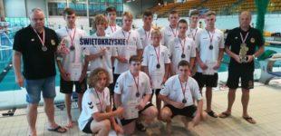 Waterpoliści KSZO ze srebrem Olimpiady Młodzieży!