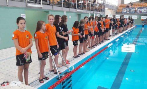 Pływacy KSZO wygrywają w pierwszych zawodach Dużej Ligi po wakacjach