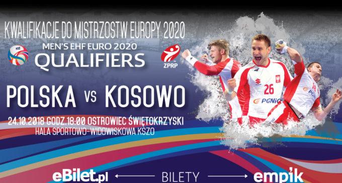 Polska vs Kosowo: bilety już w sprzedaży!