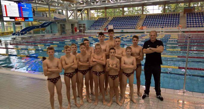 Waterpoliści KSZO wygrywają inaugurację sezonu