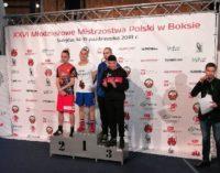 Srebrny medal Młodzieżowych Mistrzostw Polski Daniela Surowca