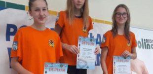 Duża Liga znów dla pływaków KSZO