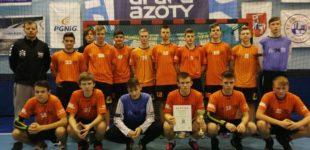 Młodzi Wojownicy grali w Puławach