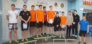 Duża Flota KSZO wygrywa 2 rundę Świętokrzyskiej Ligi Pływackiej