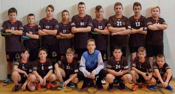 Swój pierwszy sezon ukończyli najmłodsi szczypiorniści KSZO