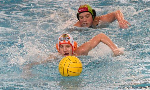 Młodzicy bez medalu w waterpolowych Mistrzostwach Polski