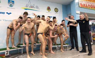 Waterpoliści KSZO utrzymali fotel wicelidera U19