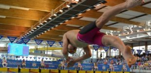 Młodzi pływacy walczyli o medale w rocznikowych Mistrzostwach Polski