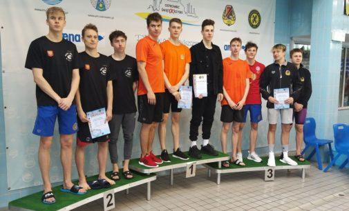Duża Flota KSZO wygrywa kolejną rundę Świętokrzyskiej Ligi Pływackiej