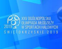 XXV Ogólnopolska Olimpiada Młodzieży – Świętokrzyskie 2019