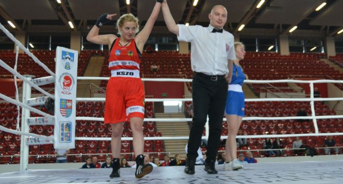 Dwa złote medale Ogólnopolskiej Olimpiady Młodzieży dla pięściarzy KSZO!