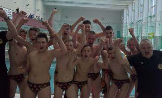 Waterpoliści KSZO wygrali kwalifikacje do Olimpiady Młodzieży!