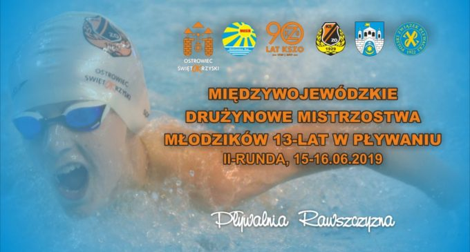 13-latkowie o laury na Pływalni Rawszczyzna