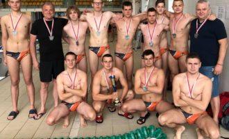 KSZO wicemistrzem Polski juniorów w piłce wodnej