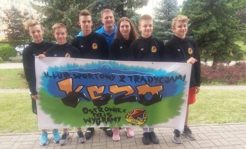 Dwa medale Bartosza Michty na Mistrzostwach Polski 14-latków w Olsztynie!