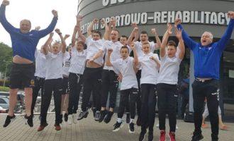 Waterpoliści KSZO Mistrzem Ogólnopolskiej Olimpiady Młodzieży!