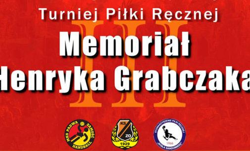 Szczypiorniści KSZO w Memoriale Henryka Grabczaka w Zamościu