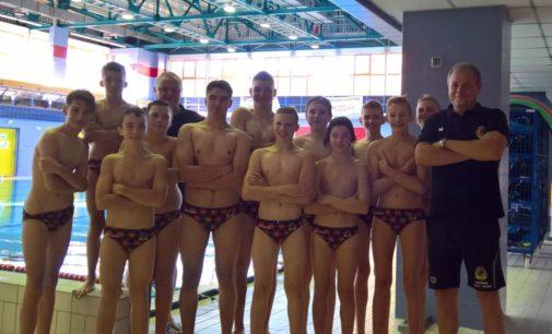 Waterpoliści KSZO rozpoczęli bój o Ogólnopolską Olimpiadę Młodzieży
