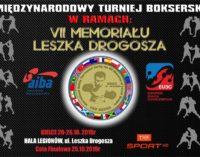 Pięściarze KSZO w Mamoriale Leszka Drogosza