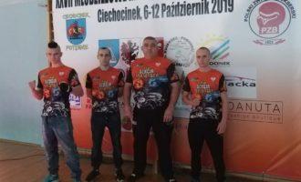 Dwa medale pięściarzy KSZO na Młodzieżowych Mistrzostwach Polski