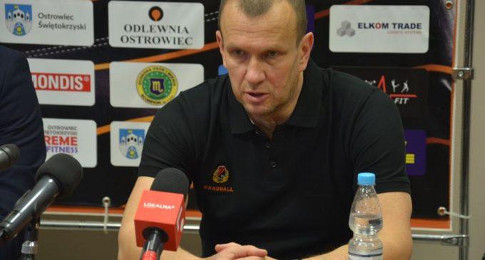 Konferencja prasowa po meczu Pucharu Polski KSZO z Azotami Puławy