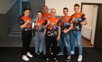 Dwa medale pięściarzy KSZO w mistrzostwach kraju młodzieżowców