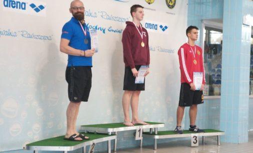 Na Rawszczyźnie rywalizowano o medale Zimowych Mistrzostw Okręgu w Pływaniu