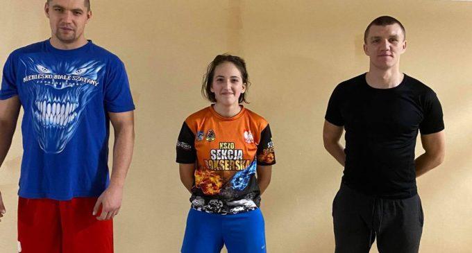 Natalia Gała brązową medalistką Mistrzostw Polski Młodziczek w Boksie