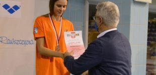 Pływackie Mistrzostwa Polski 14-latków z brązem Zuzi Kamińskiej