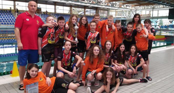 12 i 13-latkowie pływali na Rawszczyźnie