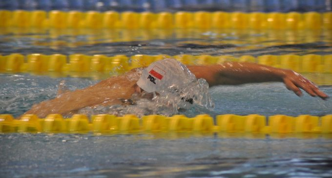 Pływacy rywalizowali o medale Mistrzostw Polski w Lublinie