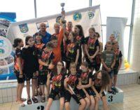 12-latkowie KSZO najlepsi na basenie w Oświęcimiu