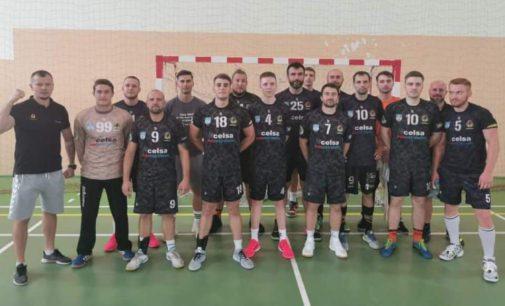 Szczypiorniści KSZO grali sparingowo w Stadnickiej Woli